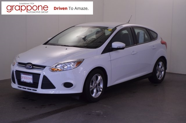 Certified Used Ford Focus SE