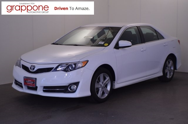 Certified Used Toyota Camry SE