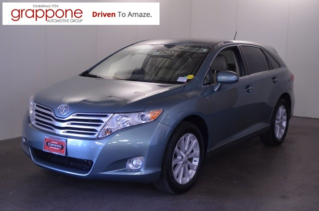 Certified Used Toyota Venza Base