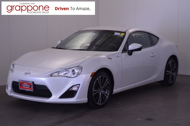 Certified Used Scion FR-S Base