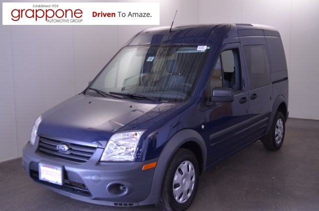 Certified Used Ford Transit Connect XL