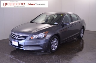 Certified Used Honda Accord SE