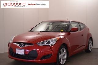 Certified Used Hyundai Veloster Base